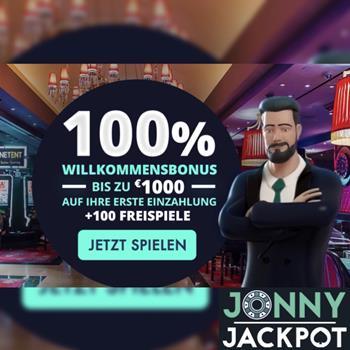 Jonny Jackpot Deutsche Casinos Aktuell 2020 Neu 2021 Echtgeld NovoLine
