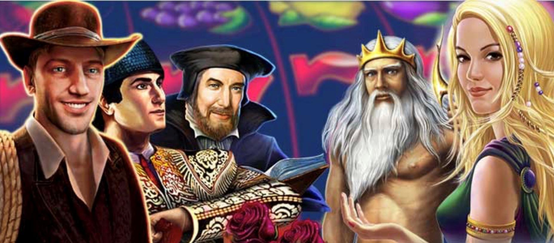 Online Casino Novoline Spiele